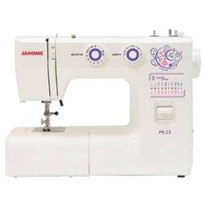 ������ ������� ������ Janome PS-25