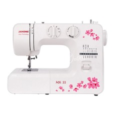 ������ ������� ������ Janome My Excel 55