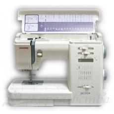 Швейная машинка janome с верхним транспортером транспортер на жд